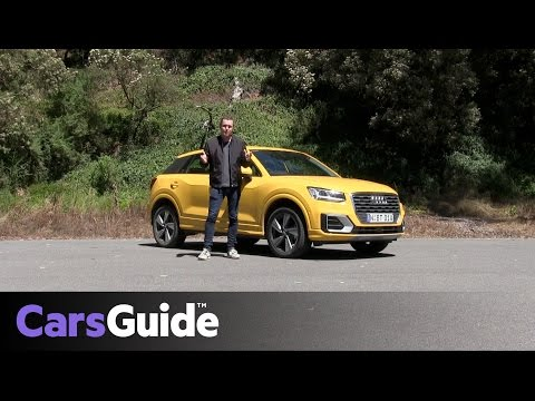 Audi Q2 2017 review | first Australian drive video