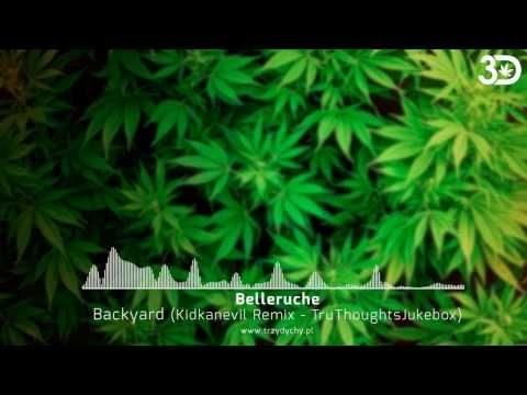 belleruche backyard kidkanevil remix