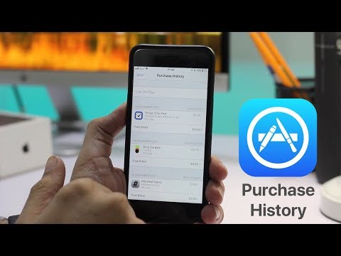 How To View App Store Purchase History On iOS
