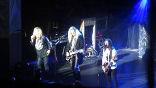 WHITESNAKE IS THIS LOVE? THE SABAN THEATER 6/9/2015
