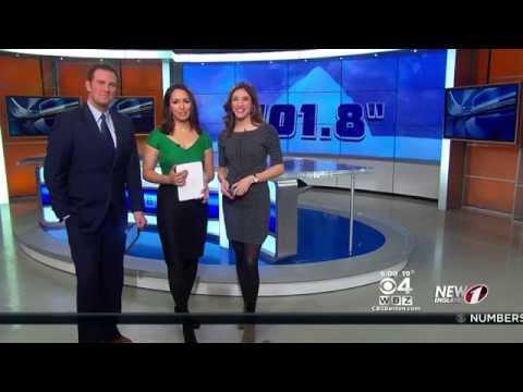 """WBZ News New """"WBZ This Morning"""" 6am News Open - HD"""