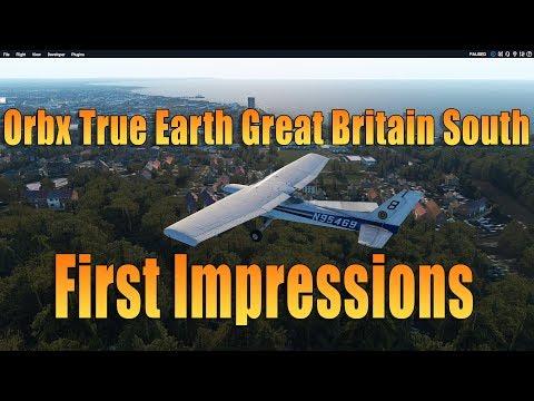 ORBX TRUE EARTH GREAT BRITAIN SOUTH