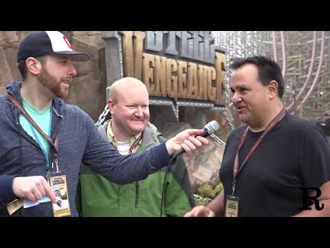 Steel Vengeance: Justin Dietz and Robb Alvery