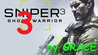 SNIPER GHOST WARRIOR 3 gameplay ITA EP 3 BECCHINI by GRACE