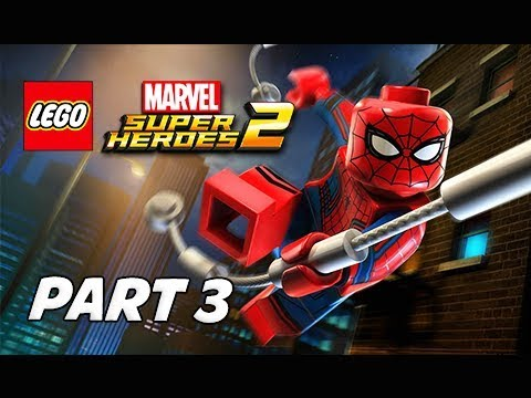 marvel lego heroes walkthrough
