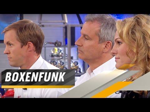Boxenfunk - Der Motorsport-Talk -  Folge 3 | SPORT1 Motor