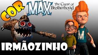 em busca do meu irmão max the curse of brotherhood legenda português pt br