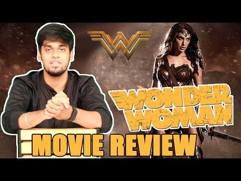 Wonder Woman Review By Review Raja | WONDER WOMAN - Rise of the Warrior : Perfect Female Super Hero
