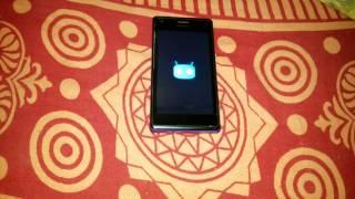 Sony Xperia M C1904 hard reset