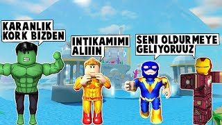 SUPERKAHRAMALINTA 81ST DAY HEROES WIN WAR | MadCity Roleplay| Roblox English