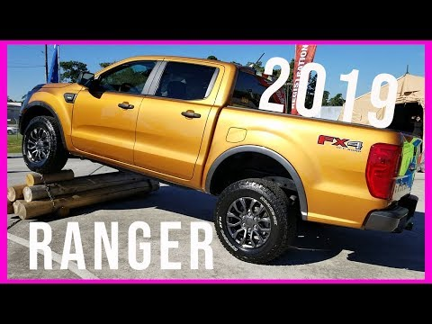 2019 Ford Ranger- My First look and test drive- Disappointed?