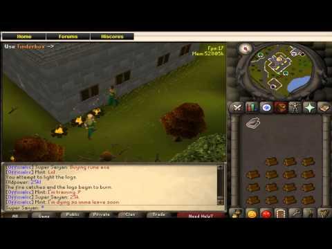 The BEST RSPS: Project Destiny 474 2007 Runescape Remake