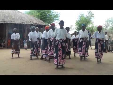 Malawi village dances 1