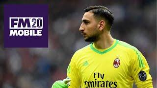 Football Manager Mobile 2020 : AC Milan (4)