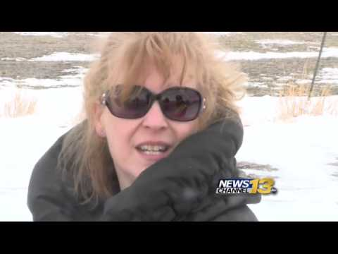 El Paso County residents dig out after snow storm