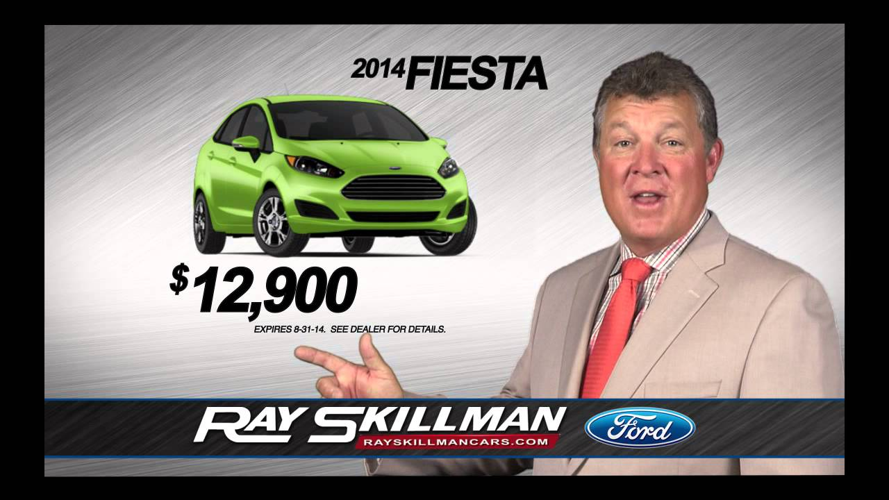 Ray Skillman Gmc >> Ray Skillman Ford - YouTube