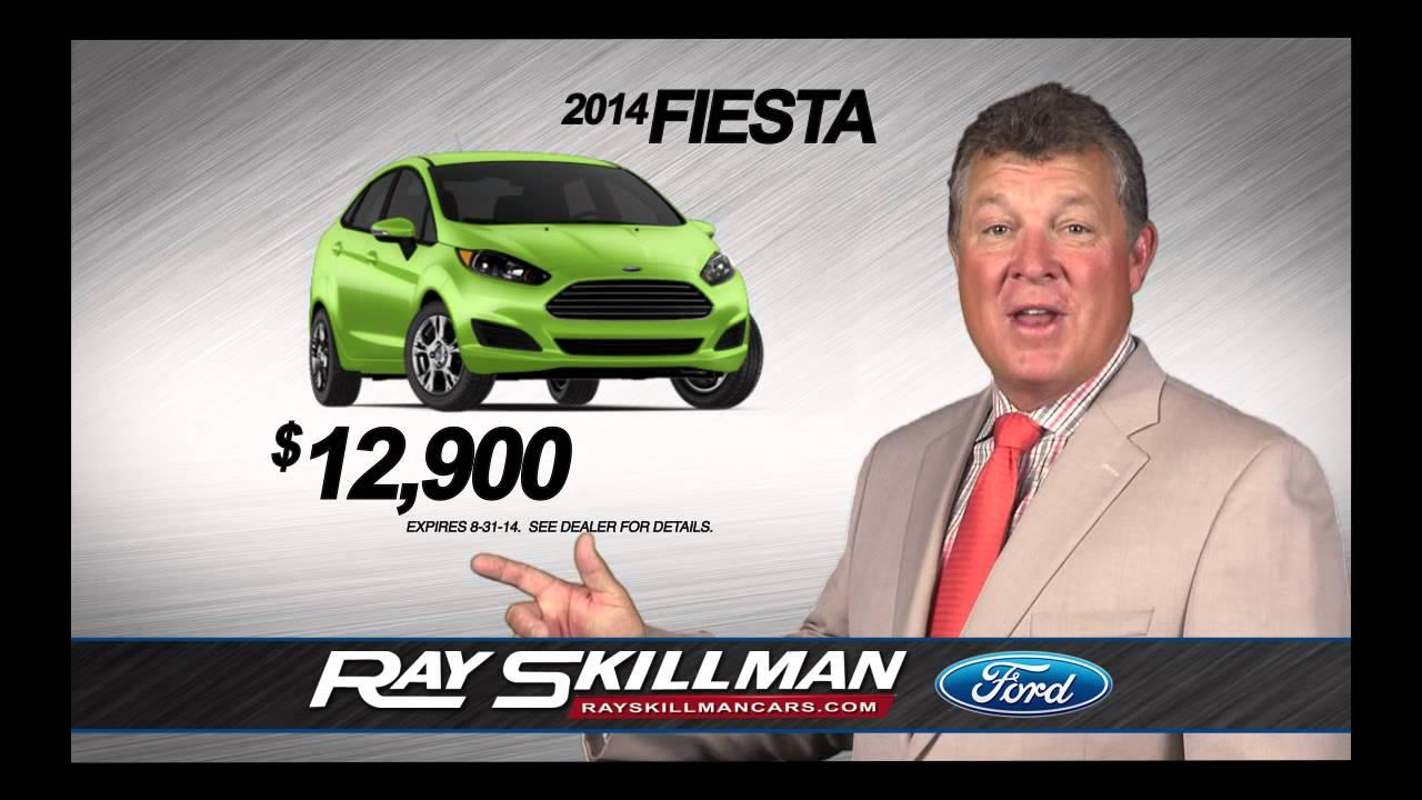 Ray Skillman Ford Youtube