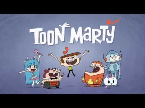Смотреть мультфильм мультяшка марти