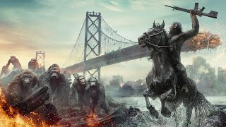Dawn of the Planet of the Apes 2 Full Movie 2021 / New Adventure Action Movies 2021 Full Length