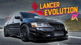 LANCER EVO 9: Классика эволюции