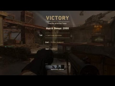 Sten Likes to Wreck The Scrubs in WWII!
