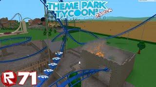 Roblox - Episode 71 Themenpark Tycoon 2 - Feuerwehr / DE