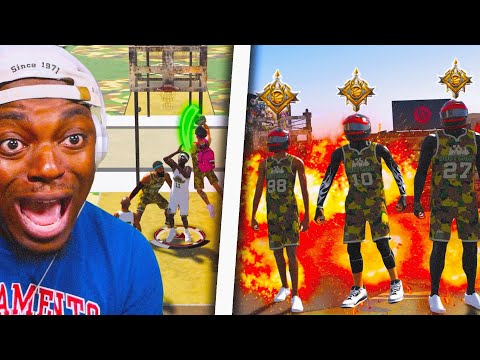 Playing The HARDEST NBA 2k20 Event Goes Horribly Wrong! Rage Compilation..  
