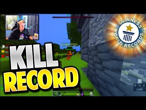 WORLD RECORD HIGHEST KILL COUNT! -  Hypixel: Battle Royale