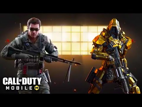 *NEW* REAPER + DAVID MASON Gameplay For Call Of Duty Mobile!! | NEW CHARACTERS In Season 5