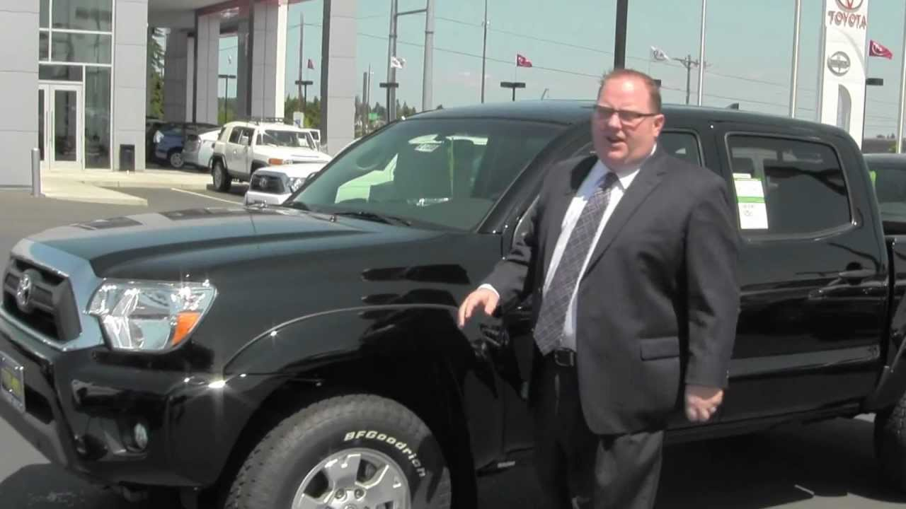 Virtual Walk Around Video Of A 2012 Toyota Tacoma Double Cab From Titus  Will Toyota In Tacoma