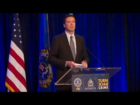 FBI Director James B. Comey, '2014 Critical Infrastructure Symposium.'