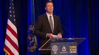 FBI Director James B. Comey, '2014 Critical Infrastructure Symposium.'