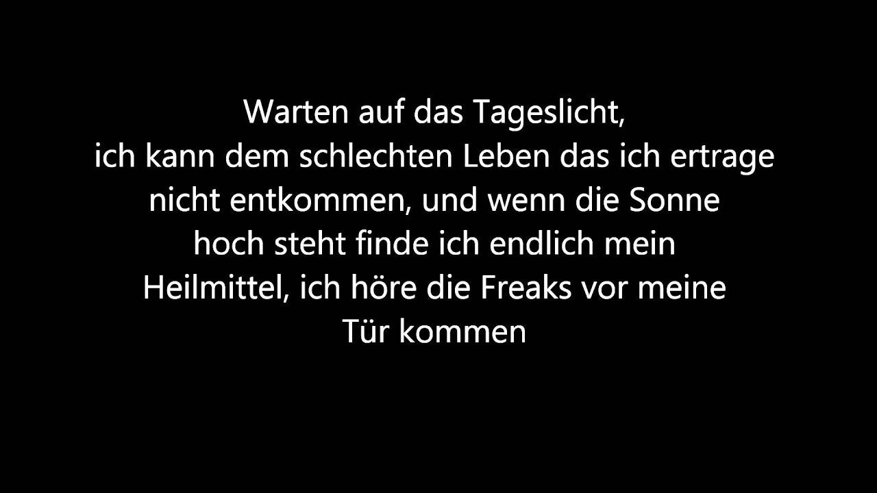 Freakish Deutsch