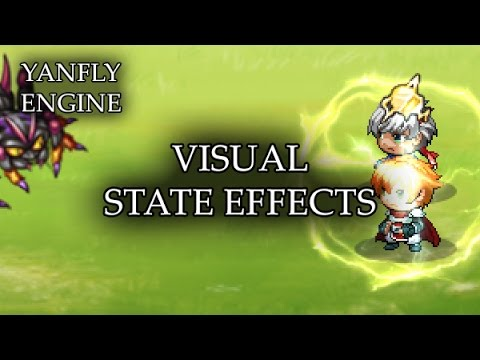 YEP 114 - Visual State Effects - RPG Maker MV