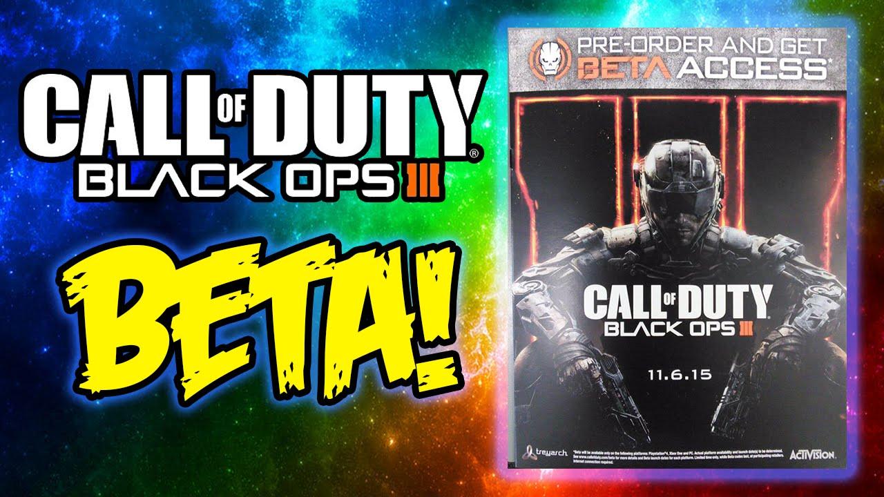 Cod bo3 release date