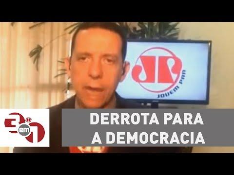 """José Maria Trindade: """"Lula ser candidato é uma derrota para a democracia e para o sistema legal"""""""