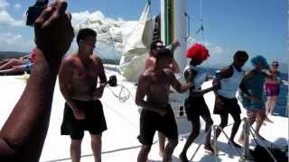 Party at Catamaran- Sosua Dominican Republic