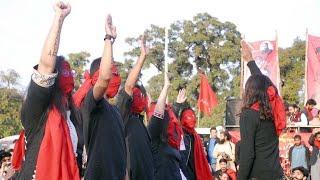 #StudentsSoildarityMarch ✌️ Students  solidarity March in Karachi