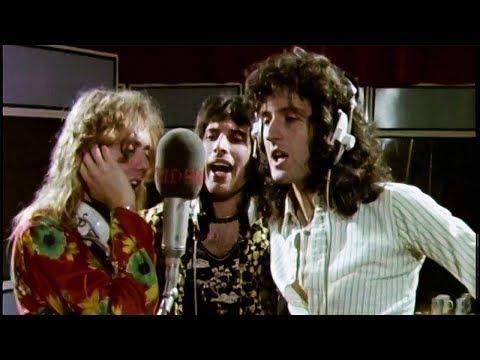 Killer Queen in Studio - 1974