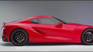 2018 Toyota Supra FT-1