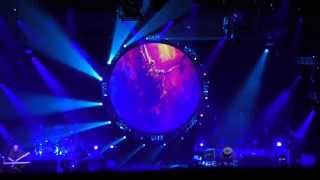 Australien Pink Floyd Show - Saarbrücken 2015 -  Shine On You Crazy Diamond ( Parts 6-9)