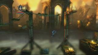 Trine Gameplay Trailer #3, July 2009 (PSN, PC)