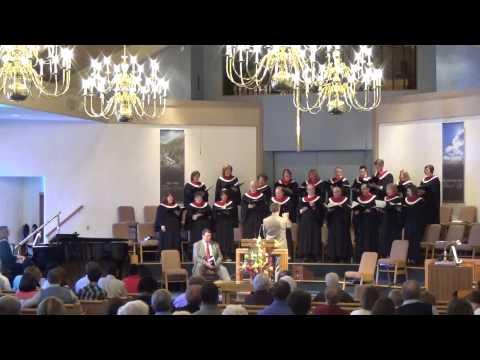 Winstanley Baptist Church Chancel Choir perform