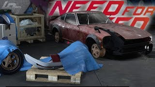 Datsun 240Z Wrack! - NEED FOR SPEED PAYBACK Part 10 | Lets Play NFS Payback