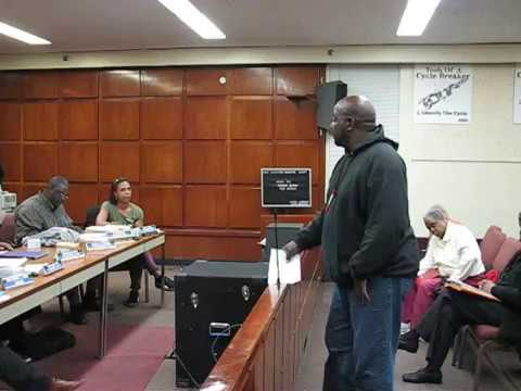 """MVI 2402 - East Cleveland OH """"FAKE"""" City Council Meeting - 4/18/2017"""
