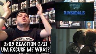 RIVERDALE - 3x05 'THE GREAT ESCAPE' REACTION (1/2)
