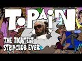 Capture de la vidéo T-Pain Opens The First Inside Out Strip Club | Tightest Ever