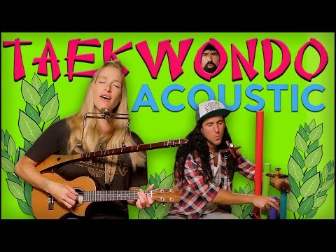 Taekwondo - Acoustic Cover (Walk off the Earth)