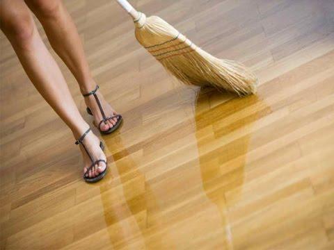 Как мыть линолеум чтобы блестел в домашних условиях