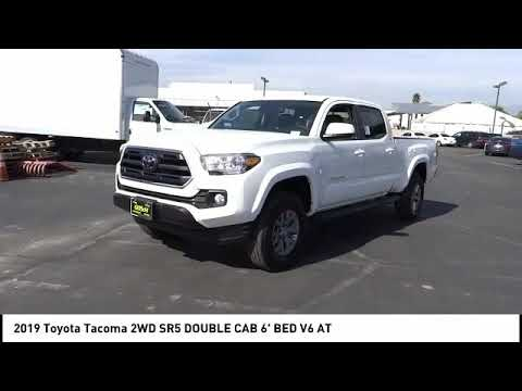 2019 Toyota Tacoma 2WD HEMET BEAUMONT MENIFEE PERRIS LAKE ELSINORE MURRIETA T190990